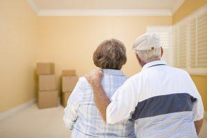 helping elderly people move home